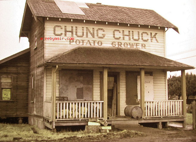 Chung Chuck of Ladner BC