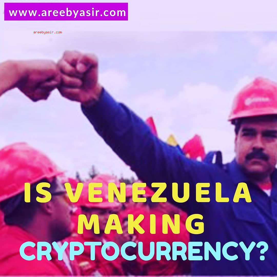 Petro Coin Is Venezuela's Nicolas Maduro's Sanction Hot Cryptocurrency Backed by Gold, Oil and Diamonds