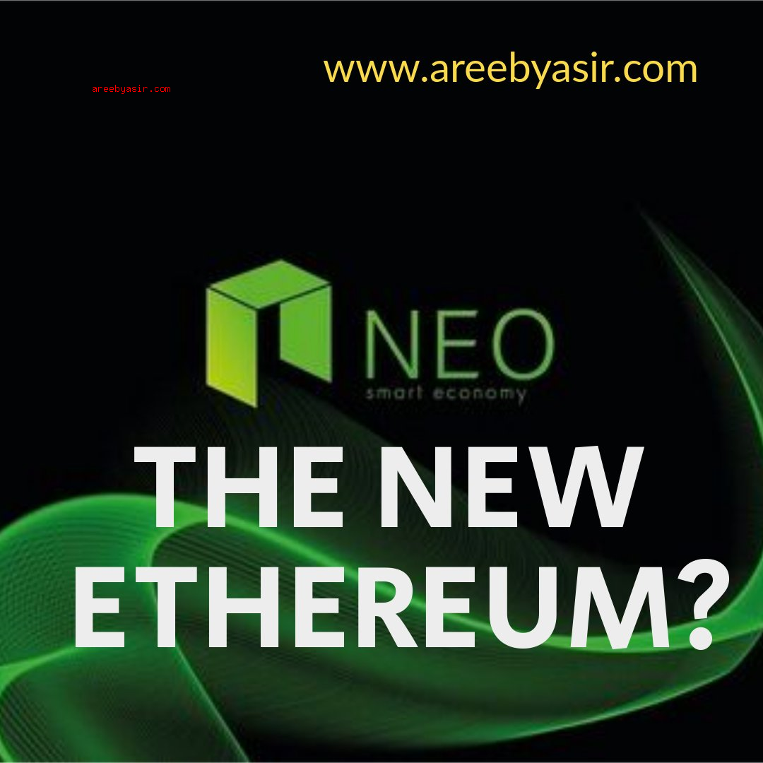 Neo, the Ethereum Competitor from China.  How does it stack up?
