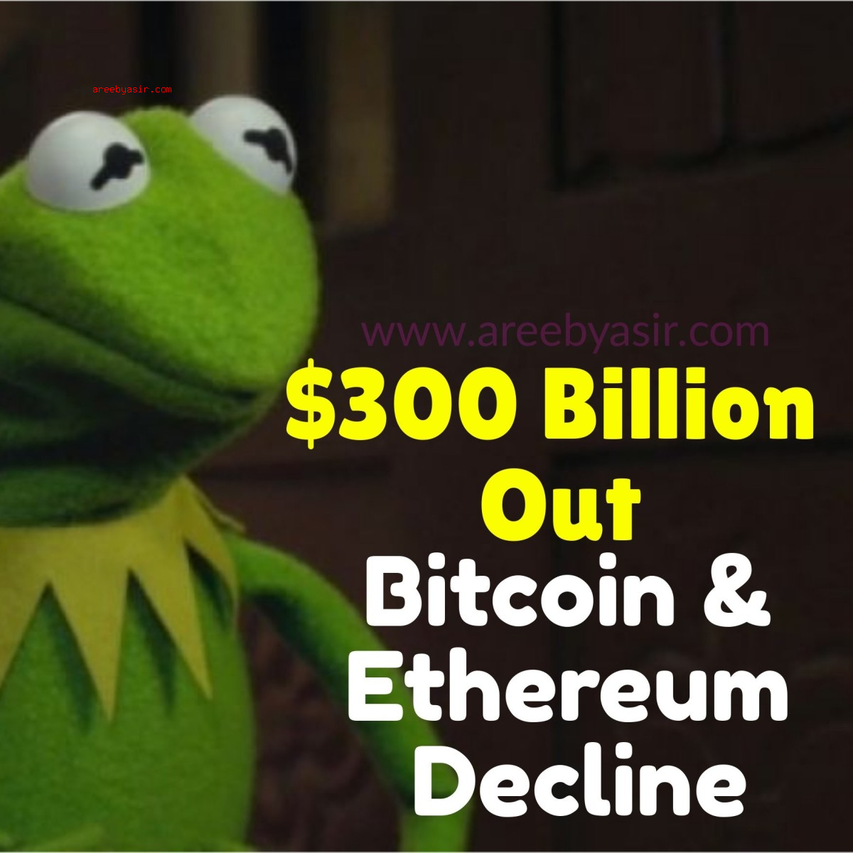 300BillionMarketShareLossinCryptocurrency
