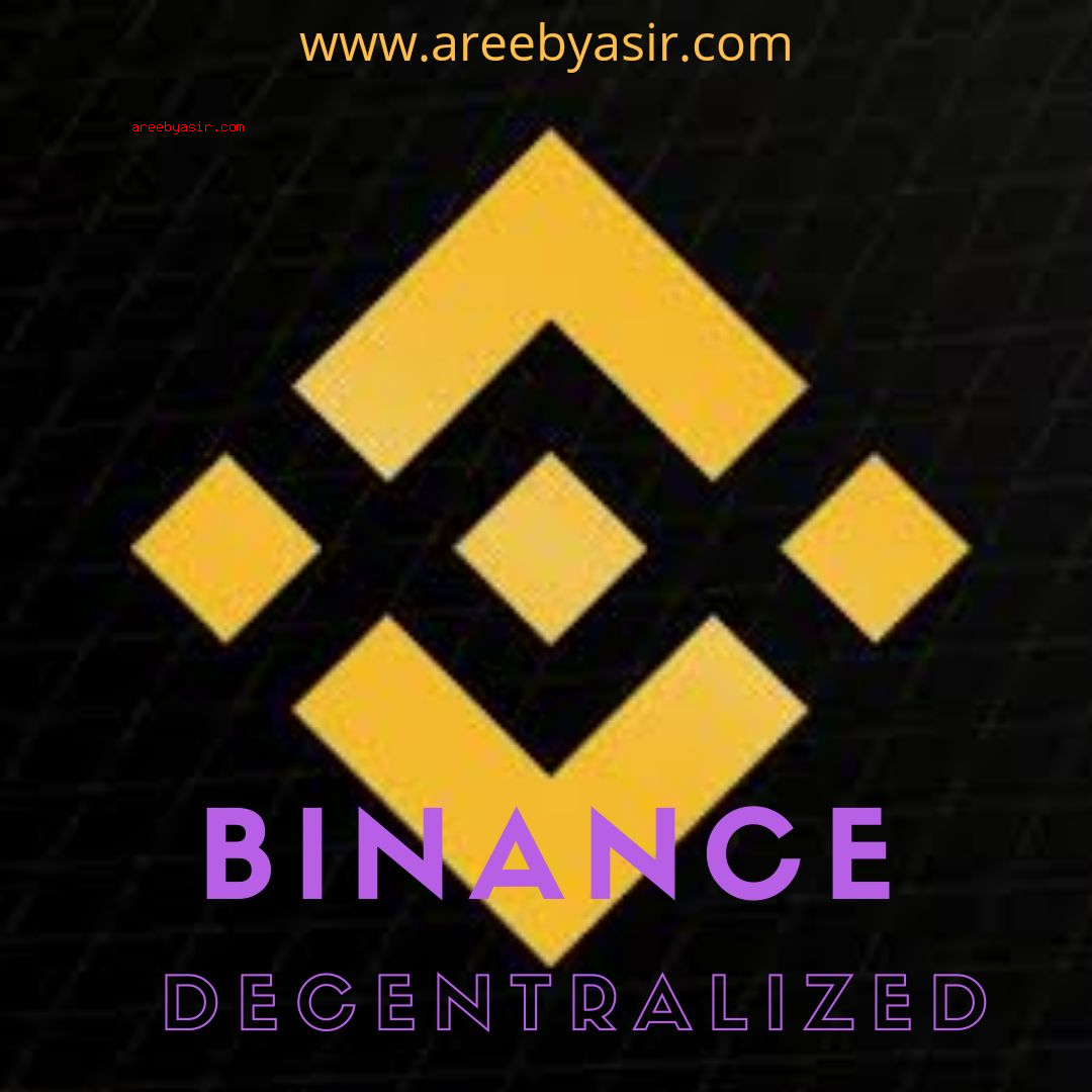 Binance-Decentralized-Exchange-Blockchain