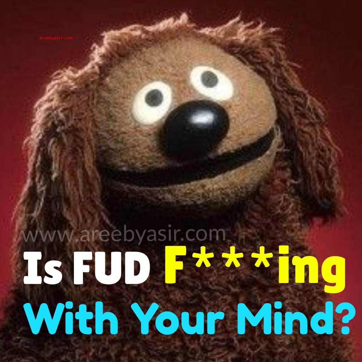 What the FUD (Fear Uncertainty and Doubt)