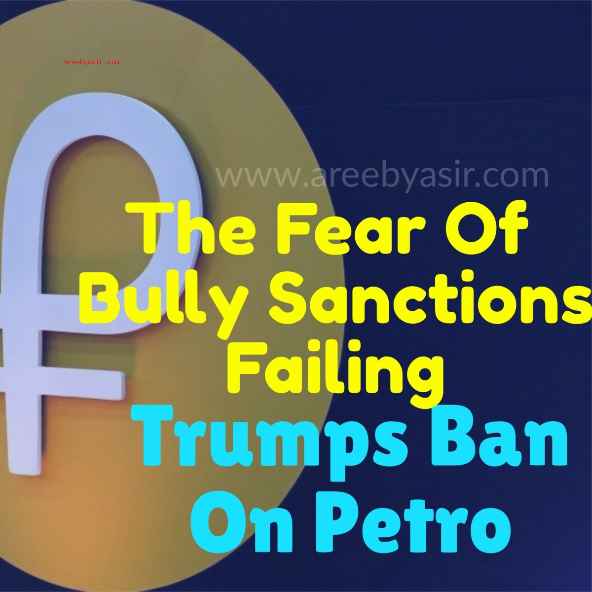Donald Trump USA Bans Nicolas Maduro's Petro Coin