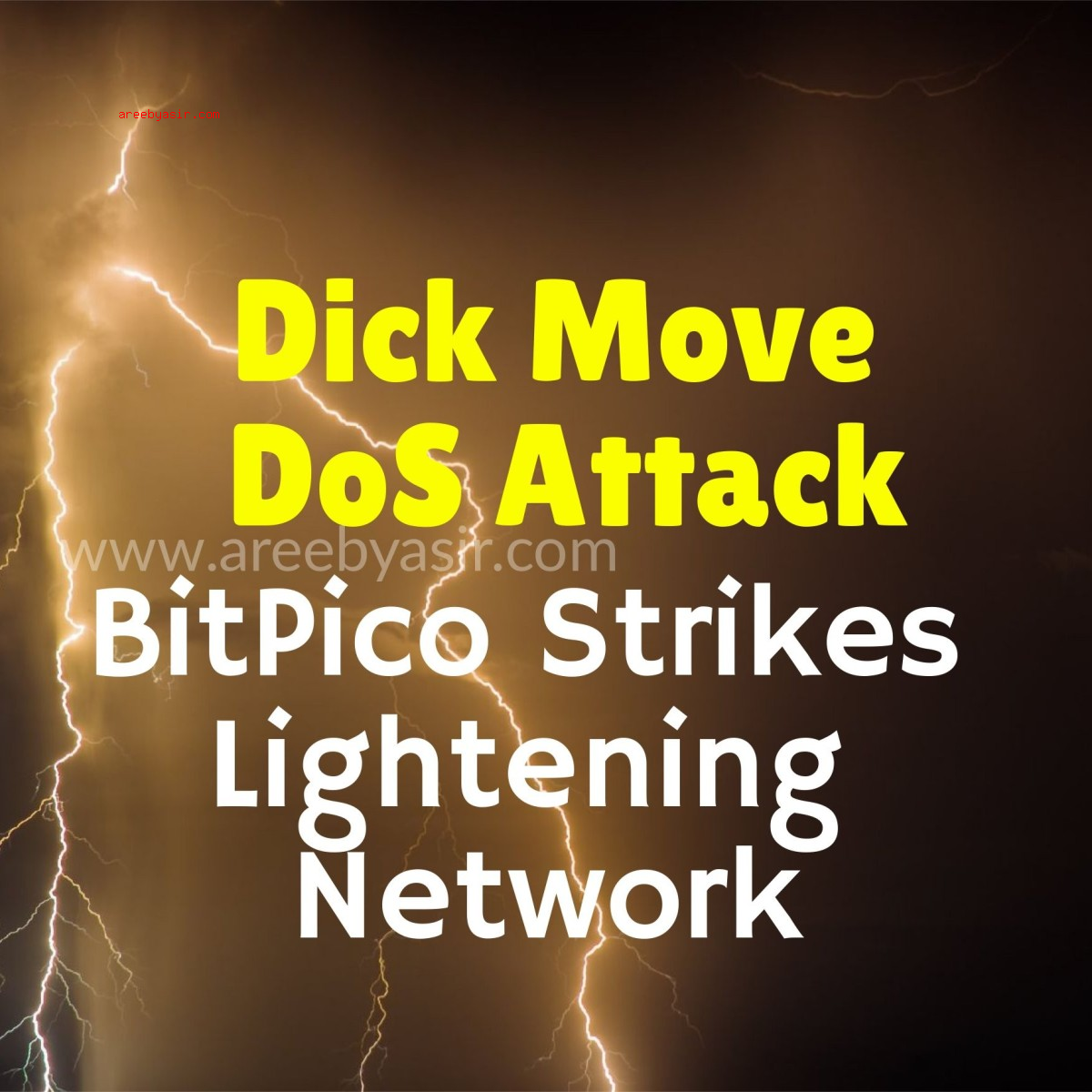 Lightning Network – LN Network DDOS'd and Attacked By Organized Group