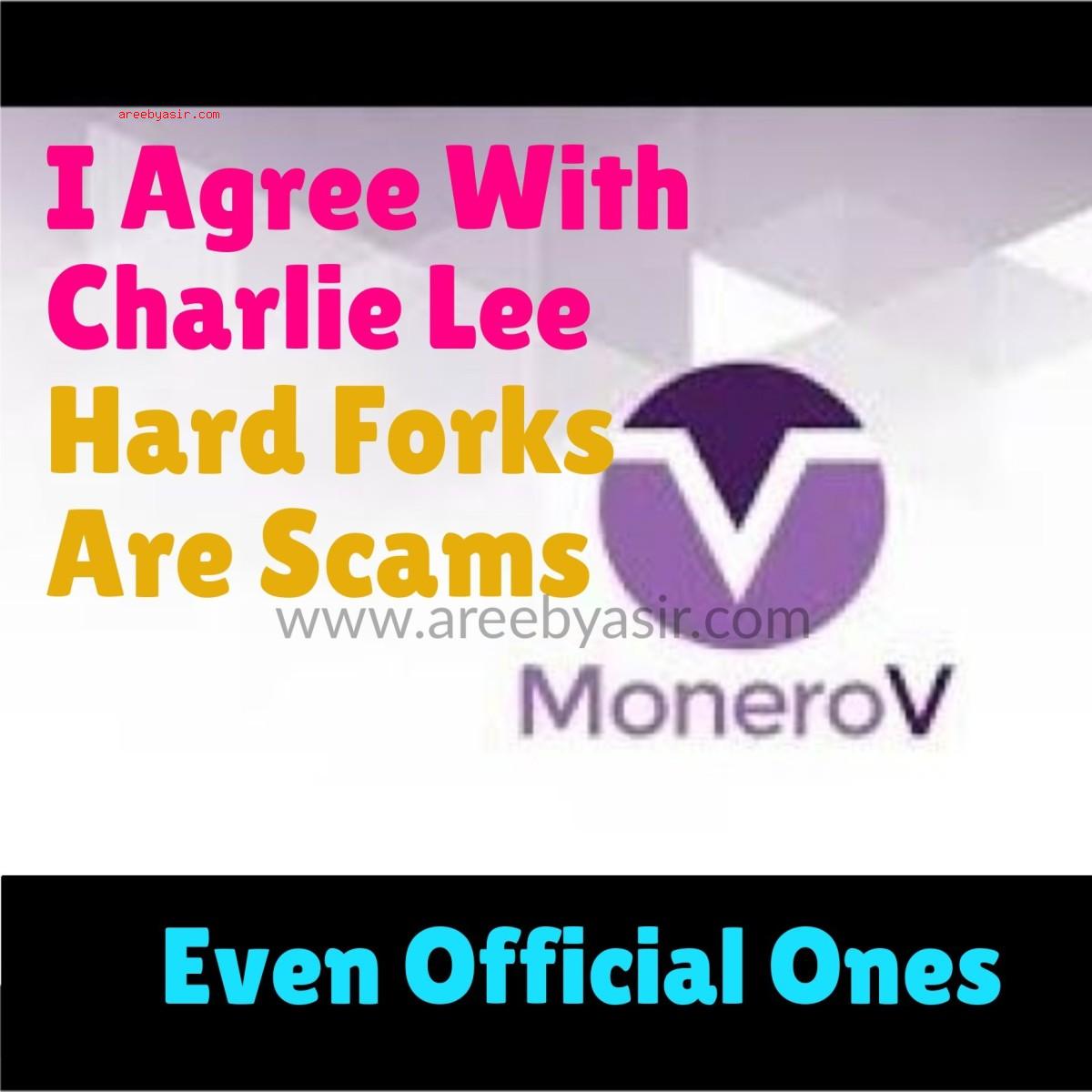 Hardforks Are Scams Says Charlie Lee LTC Creator
