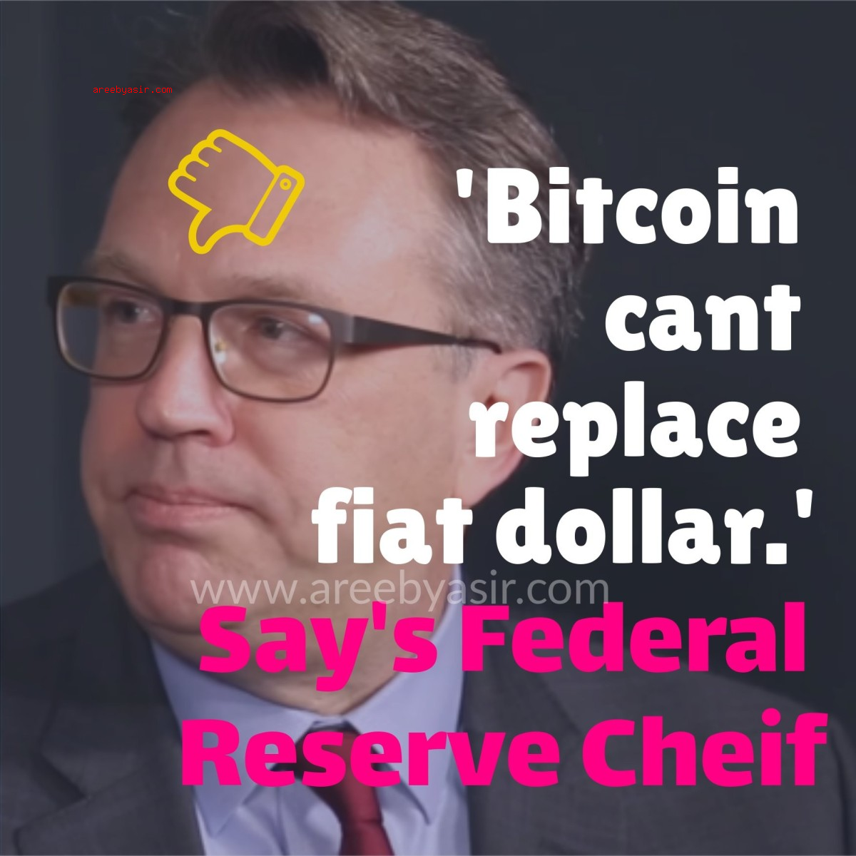 Federal Reserve Says Bitcoin Cannot Replace the US Dollar