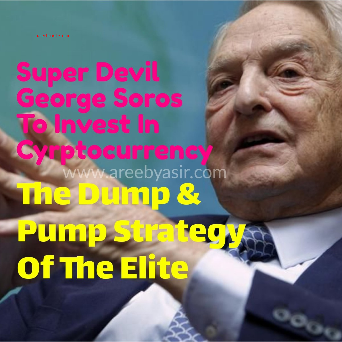 George Soros Does a 180 on Cryptocurrency Investment – Pledges To Buy