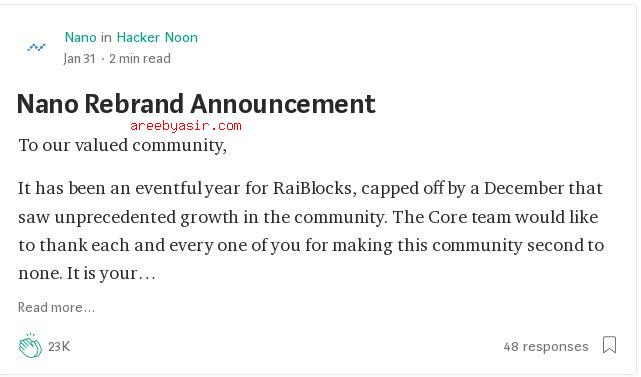 Raiblocks-Rebrands