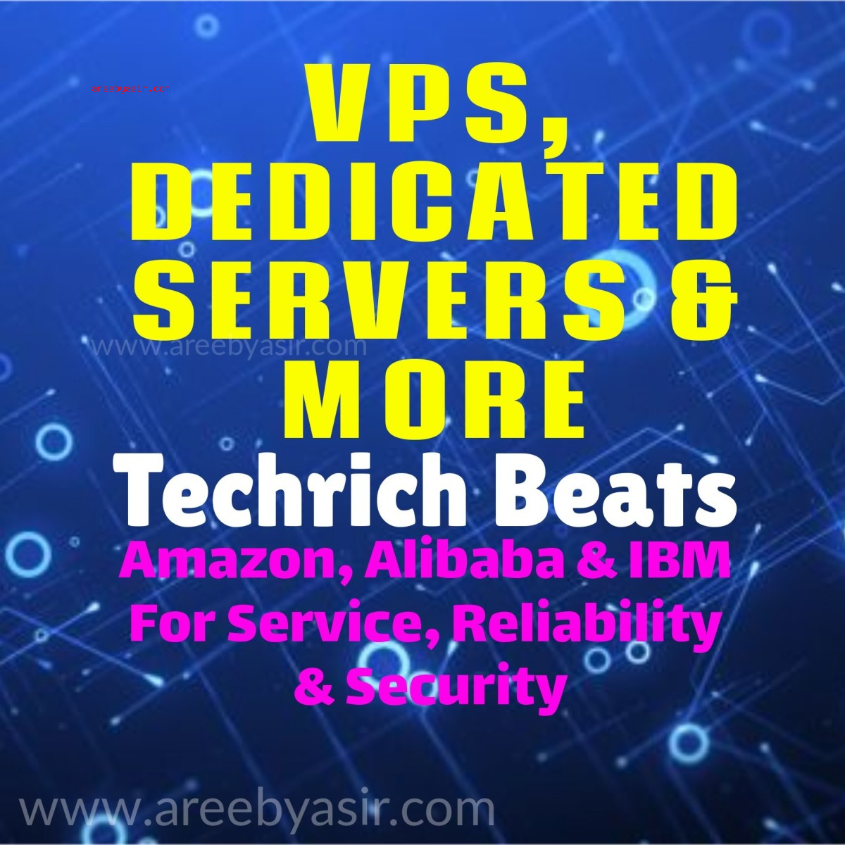 Cloud VPS Server Comparison by Techrich