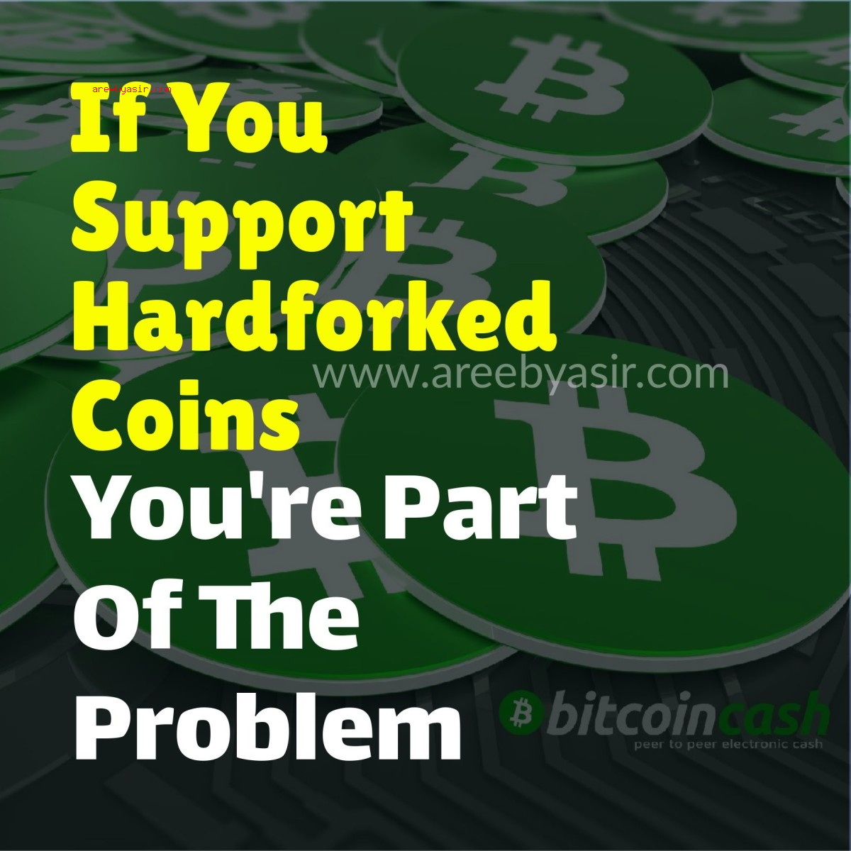 Why Hardforks In Cryptocurrency Are Bad