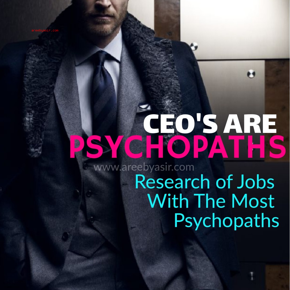 Psychopath CEO's