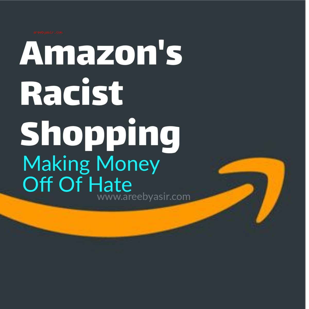 Amazon's Racist Shop