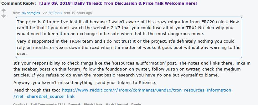 Tron-Reddit-Shill
