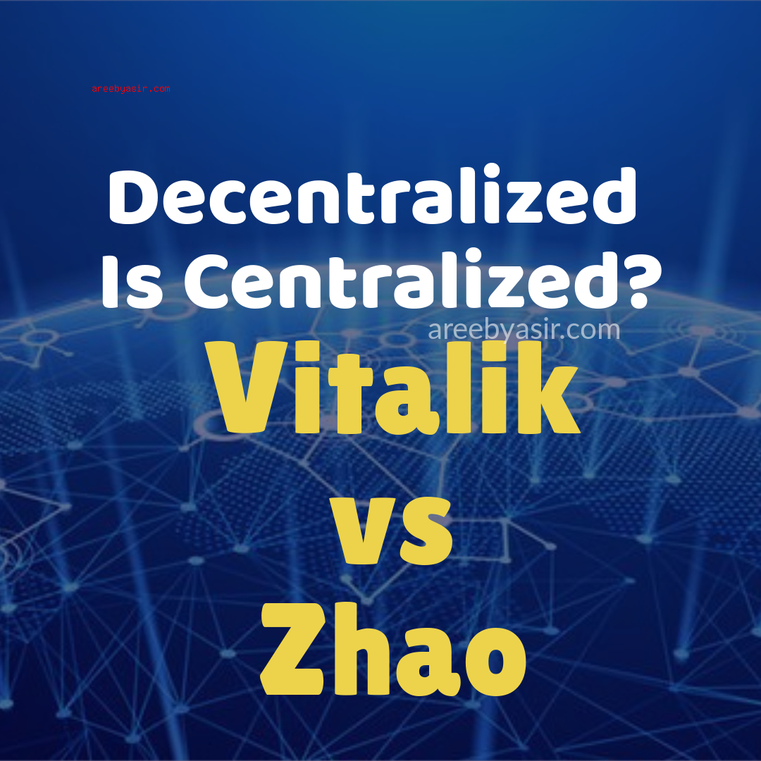 Is Decentralized Centralized?