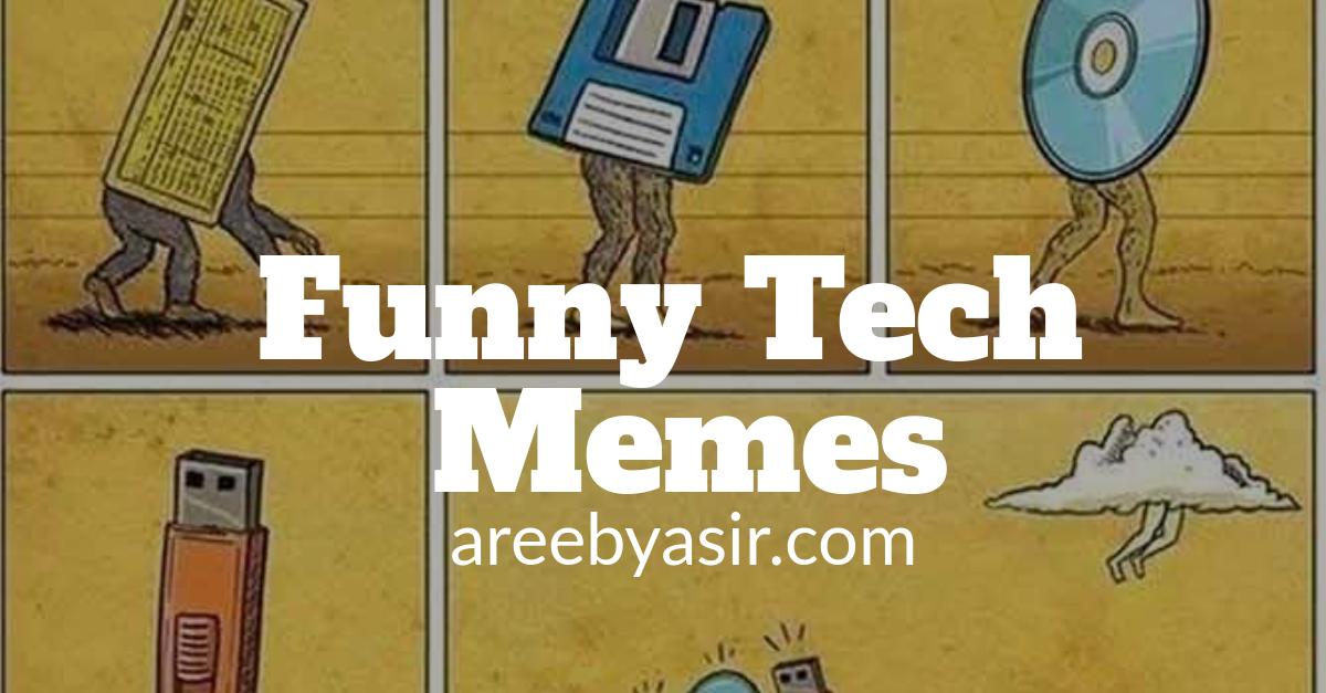 Top 10 Tech Memes