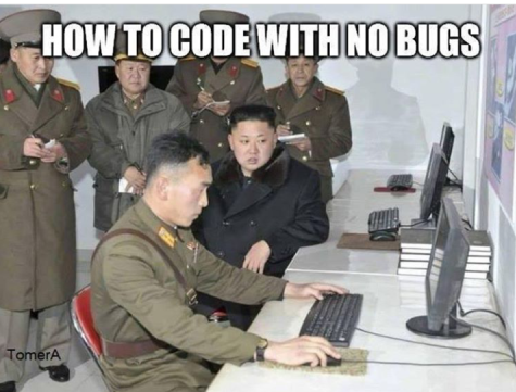 North Korea's trying to catch up technologically