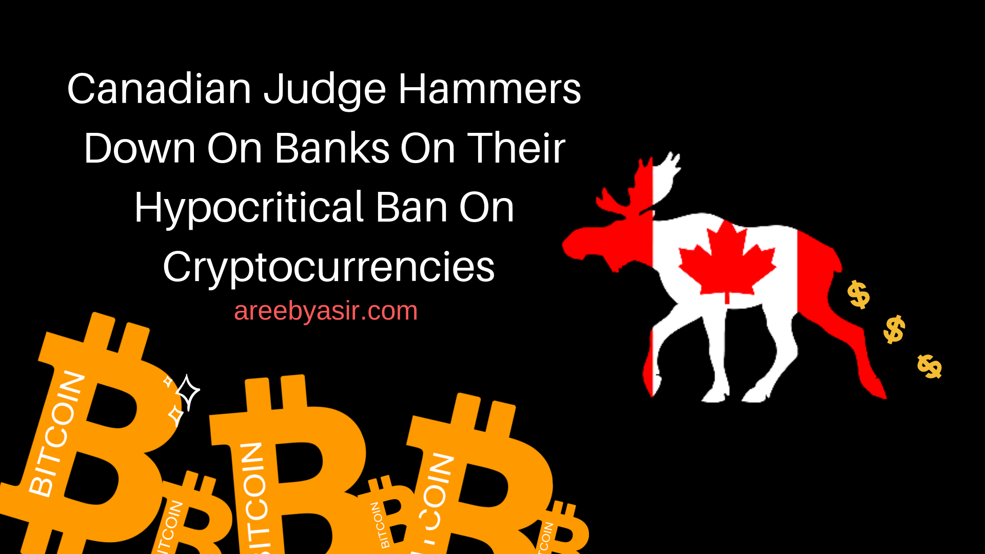Canadian Judge Slams Canadian Banks on their 'excuse' for freezing QuadrigaCX accounts