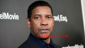 Denzel Washington gives motivational speech