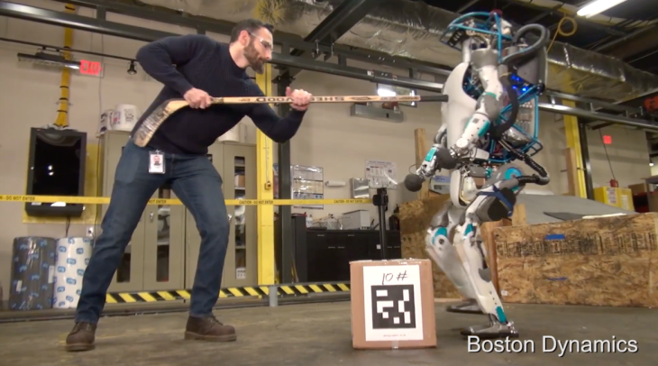 Boston Dynamics Robotics are some of the best robots, but should there be regulation around these robots