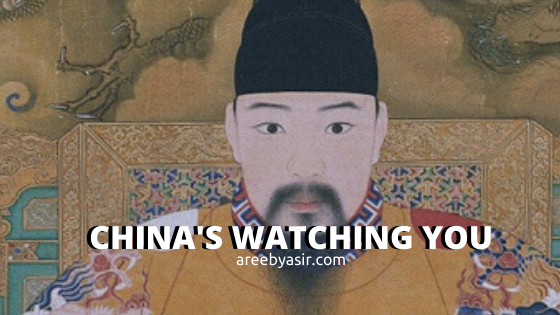 China is spying on you through your apps