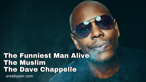 Dave Chappelle is the funniest man in comedy