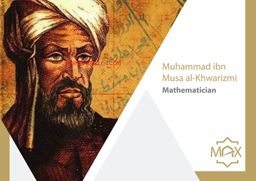 Muslim scholar and mathematician Al-Khawarizimi