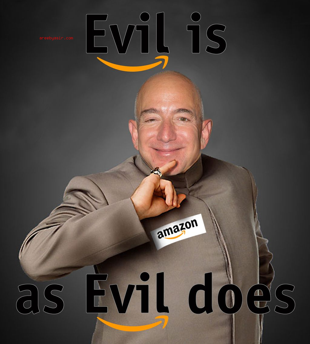 Jeff Bezos doesn't care about the climate or Earth